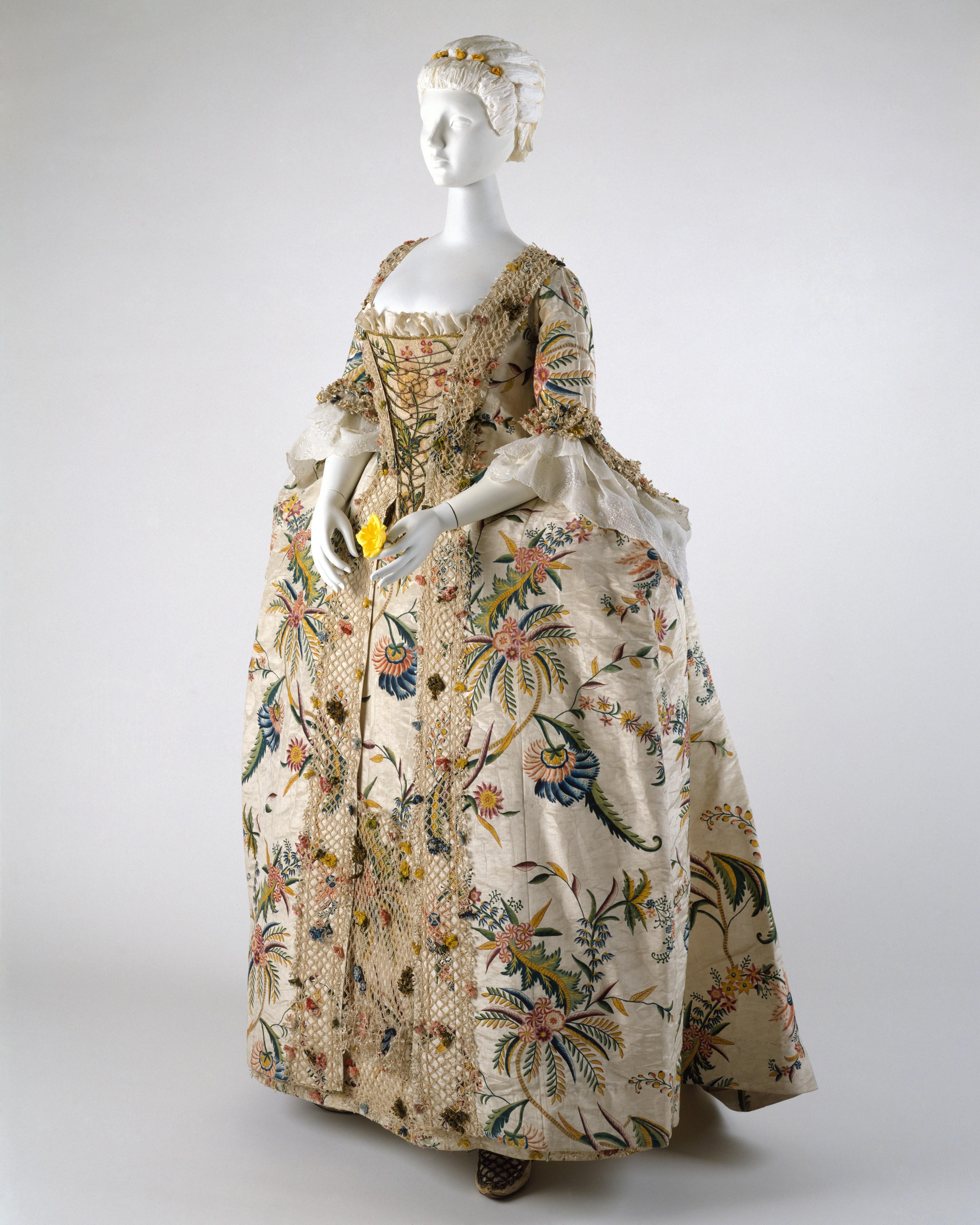 Robe A La Polonaise: Wanda B Victorian