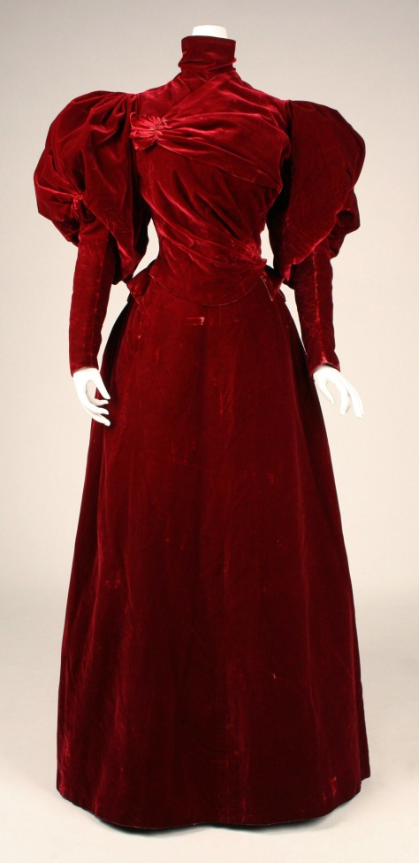 ...you have a dinner gown.