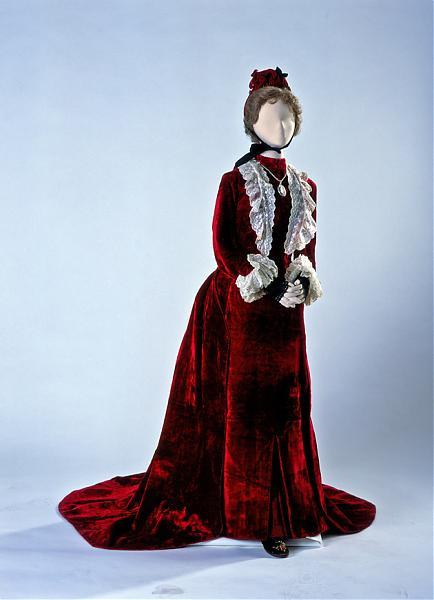 1885 dress wedding a CCM