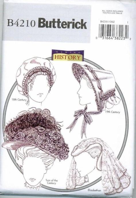 Butterick hat pattern