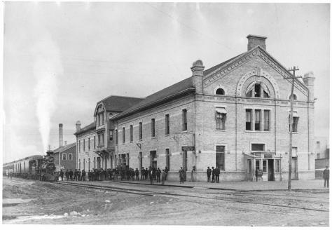C.P.R._station,_Winnipeg,_MB,_1884