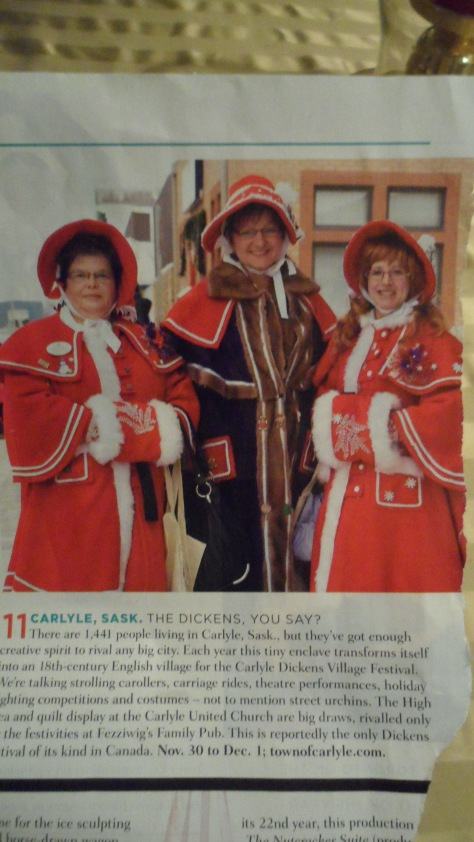 Taken from the Canadian Living Magazine. Issue December 2012