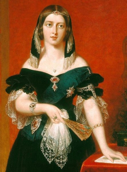Queen Victoria 1840 John Partridge