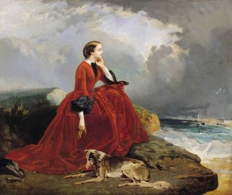 Empress Eugenie E Defonds 1858