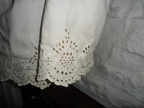 And this eyelet is to die for , is it not?
