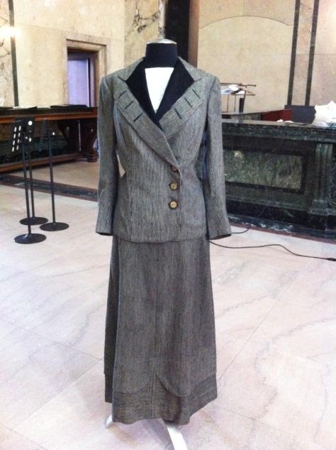 1911 Grey Suit