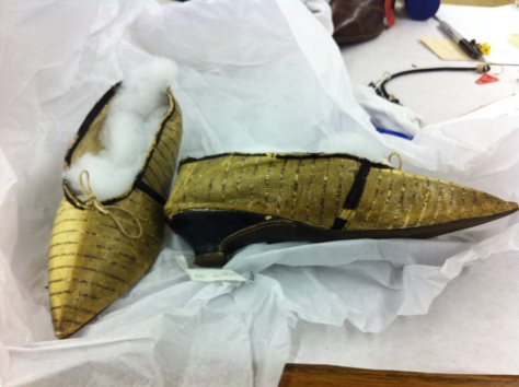 Some Regency Shoes
