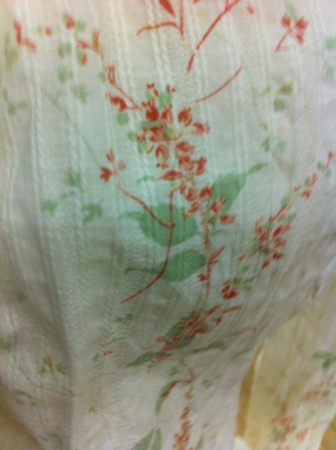 1880's teen's dress c