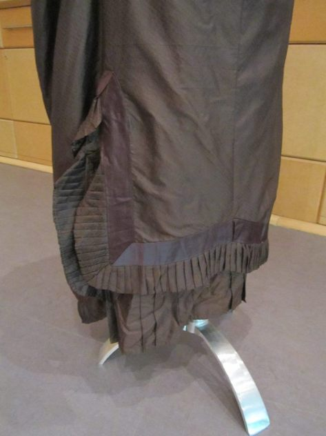 1880's dress brown CMC e
