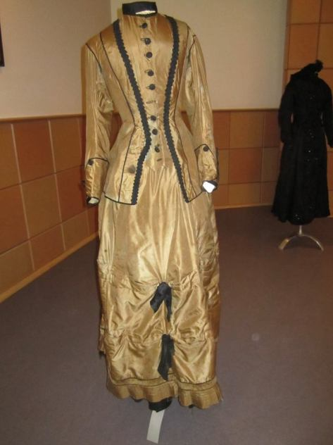 1880's dress military gold a