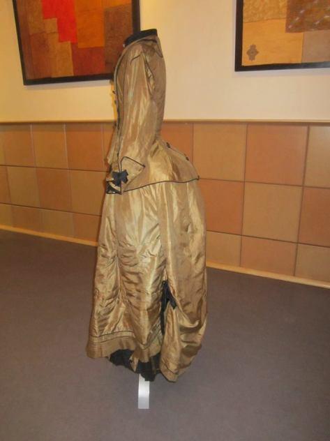 1880's dress military gold b