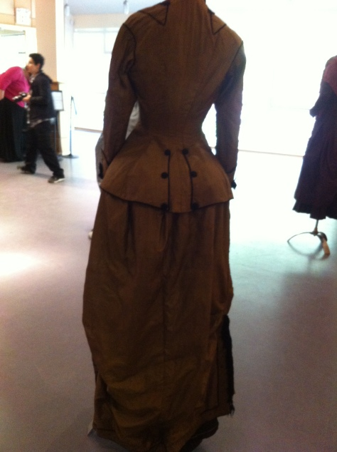 1880's dress military gold c