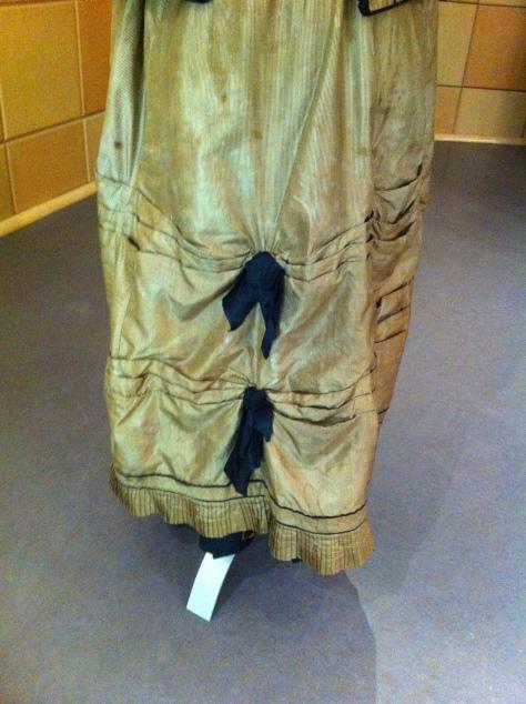 1880's dress military gold j