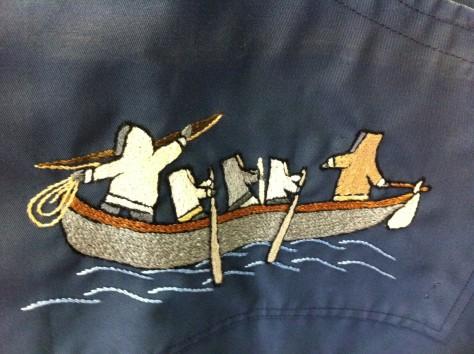 Inuit over coat 4