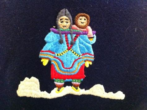 Inuit vest 3