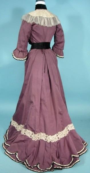 1900 antique dress LavendarNeilGibsonbc