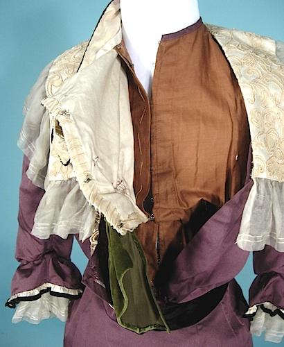 1900 antique dress LavendarNeilGibsonf