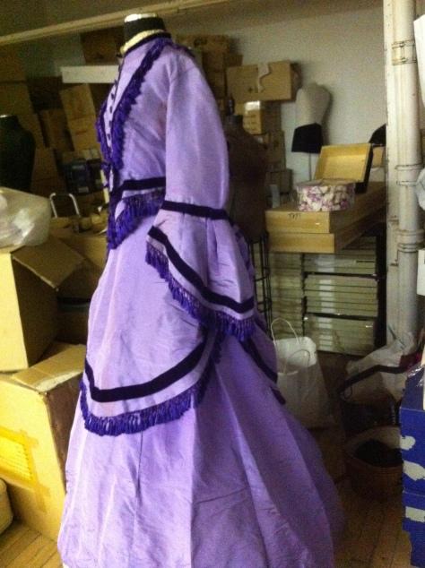1873 dress CCM h