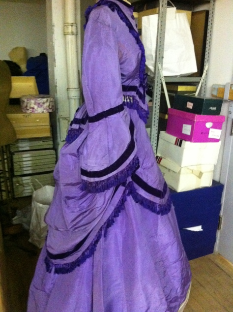 1873 dress CCM o