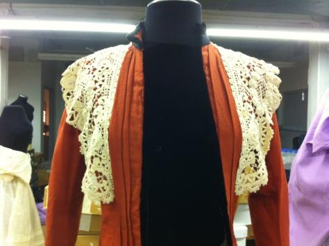 1890 copper dress CMC a