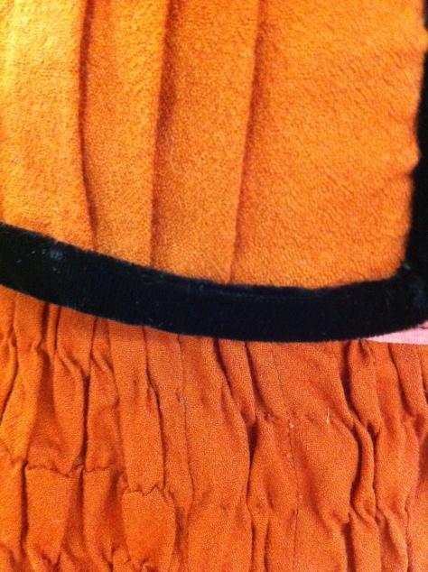 1890 copper dress CMC g