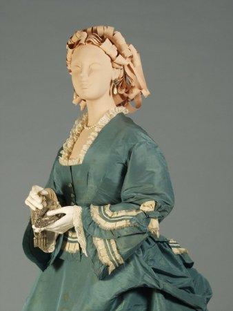 1866-70 dress two tones Kent Uni d