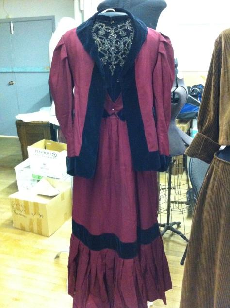 1898 dress day CMC a