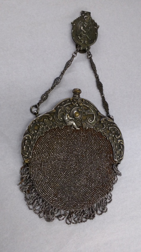 1900 chatelaine bag CMC a