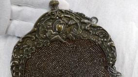 1900 chatelaine bag CMC b